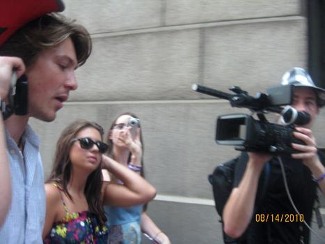 image of Alisha Espey and Taylor Hanson