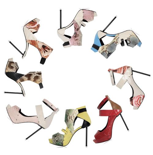 Ana Locking Shoes