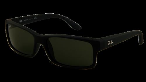 image of Ray-Ban-Black-square-glasses