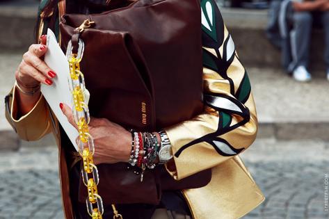 image of Stacked Bracelet Trend
