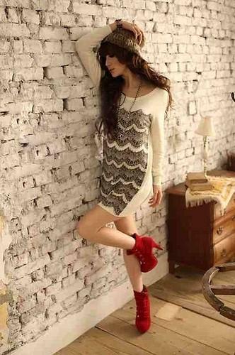 image of andrenicole dress on sense of fashion