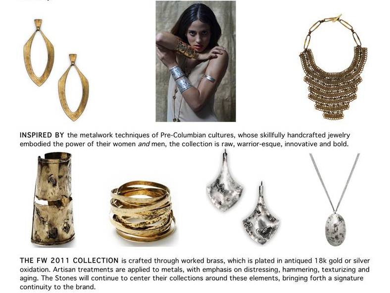 image of Citrine by the Stones Fall 2011 Collection