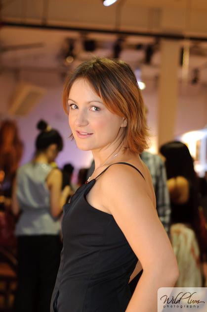 Violetta Vieux,-Vio Gemini - San Francisco fashion week- couture wedding gowns- Laurel Schaffer- Downright Red
