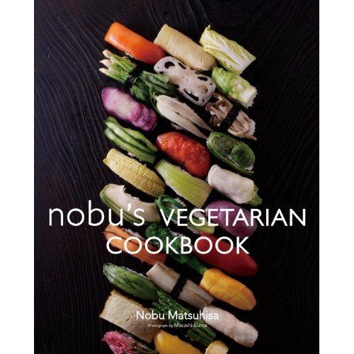 image of nobus vegetarian cookbook