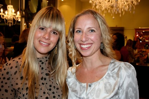 image of Melissa and Joanna Gallery of Jewels Opening