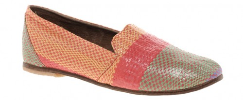 image of Osborn Recycled Bag Loafers