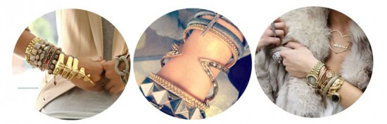 image of stacking bracelets 2012