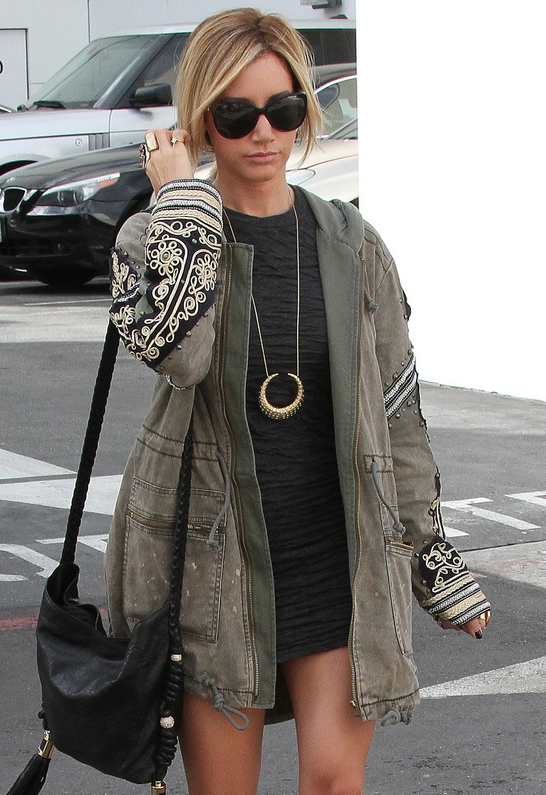 Ashley Tisdale in Chibi Jewels