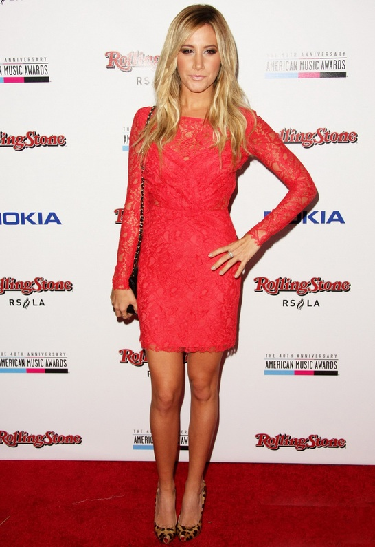 Ashley Tisdale in Style Stalker