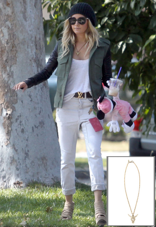 Ashley Tisdale in Vanessa Mooney