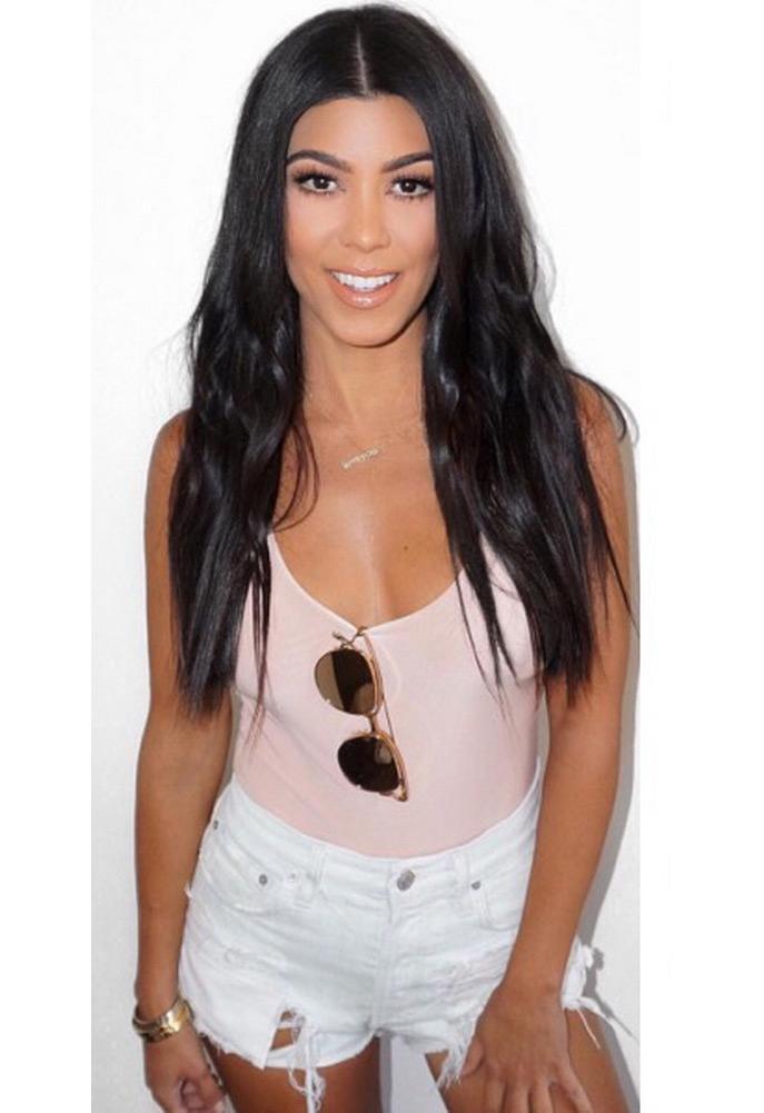 Kourtney Kardashian in My Style Mode