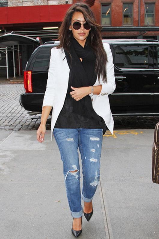 Kim Kardashian in Jet by John Eshaya